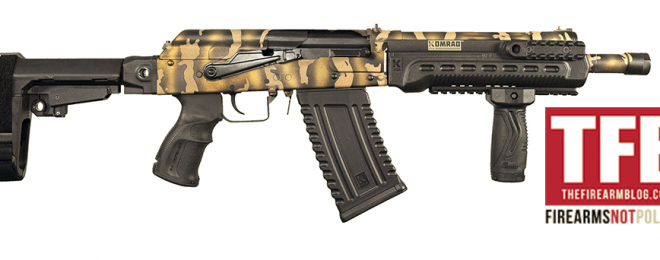 KOMRAD – LIMITED Special Edition Russian Tiger Camo