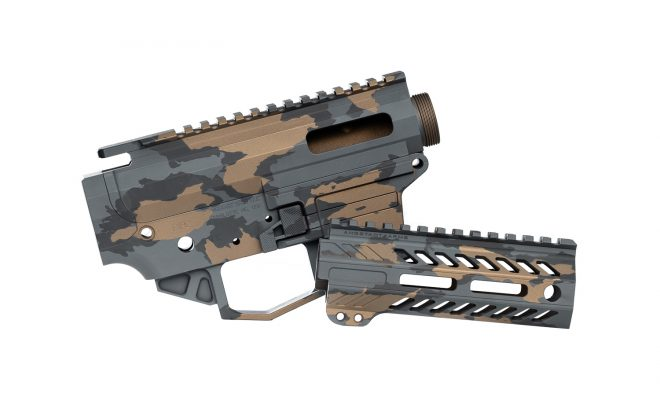Limited Edition Bronze Bottomlands Camo UDP-9