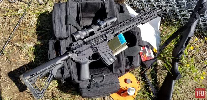 TFB Review: The Yankee Hill Machine Model 57 in 300 Blackout