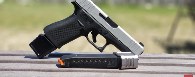 TFB REVIEW: Tyrant Designs Glock 43X & 48 +4 Magazine Extensions
