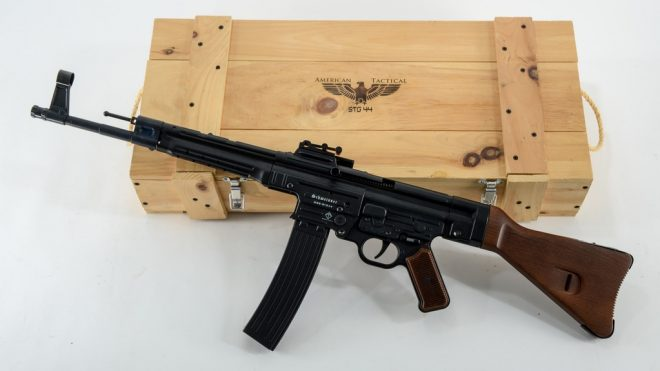 The Rimfire Report: 5 22LR Replicas to Put on Your Plinking Wish list