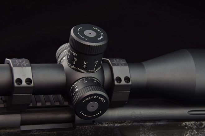 TRACT Optics Launches TORIC 34mm 4.5-30x56 Scope with New MRAD ELR Reticle