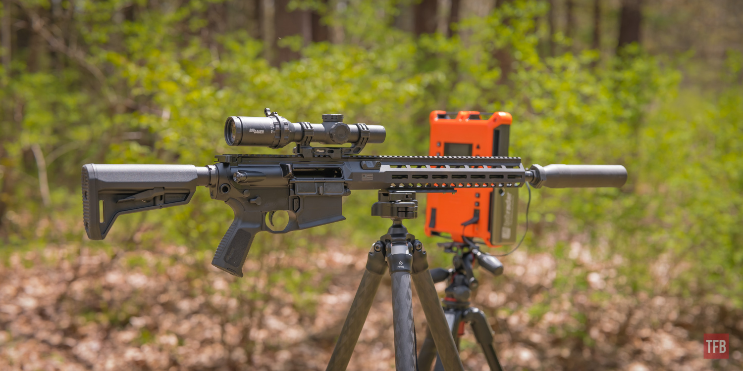 TFB REVIEW: New Battle Rifle - SIG Sauer TREAD 716i AR-10