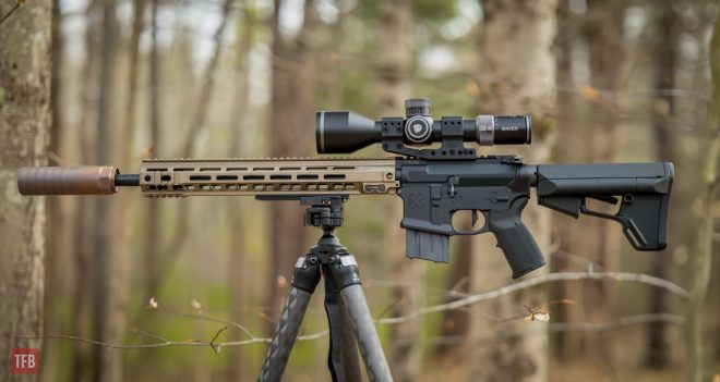 SILENCER SATURDAY #122: Quiet 5.56 With The Rex Silentium MG7 K
