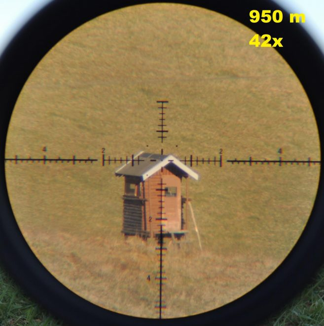 March FX 5-42×56 High Master Wide Angle Riflescope