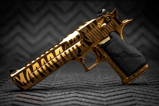 DESERT EAGLE XIX Tiger Stripe