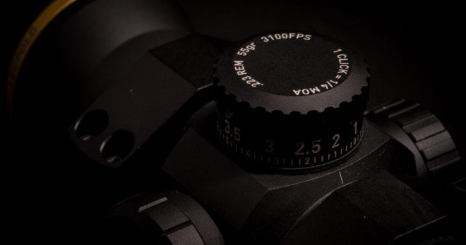 Leupold Announces New Black Ring Version of Freedom Red Dot Sight
