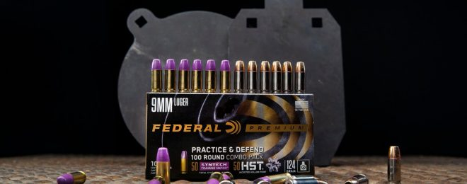 Federal Introduces New Practice & Defend Ammunition Packs