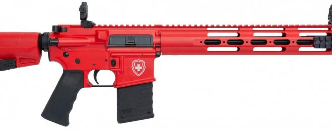 KRISS DMK22 Swiss Red Limited Edition