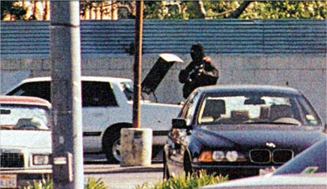 A Breakdown of the Infamous 1997 North Hollywood Bank Shootout