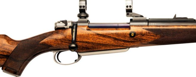 Rigby Limited Edition Big Game TSAVO Rifles (1)