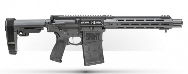 Springfield Armory SAINT Victor 308 Pistol Now Available (1)