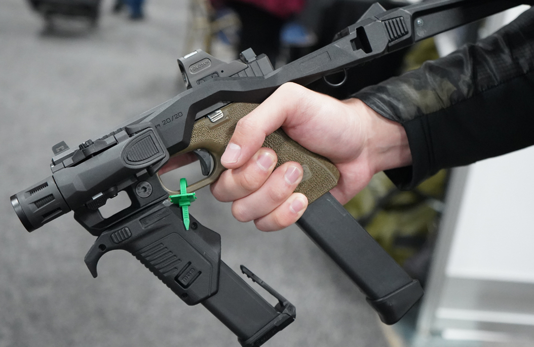 Recover Tactical MG9 grip