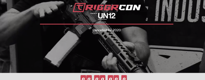 COVID-19 Strikes Again - TriggerCon 2020 Has Been Cancelled