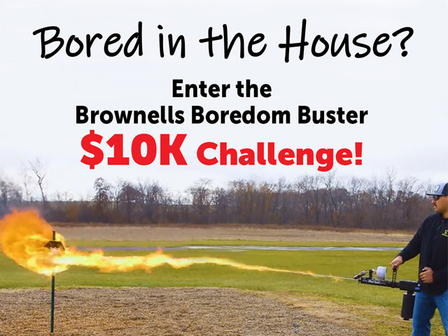 Brownells Boredom Buster