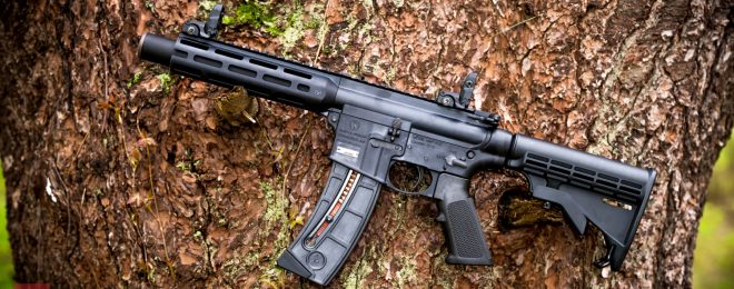 SILENCER SATURDAY #125: Silly Fun, Stupid Quiet - Suppressed 22LR AR15
