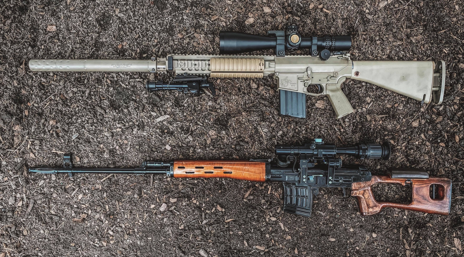 POTD: Exclusive – The Russian-American Sniper's Dream Collection -The Firearm Blog