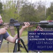 Suppressed Nation Reviews the YHM Resonator K Rifle Silencer