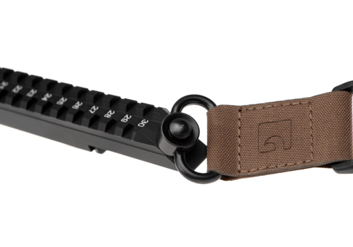 The New Clawgear AUG A3 Extended Top Rail