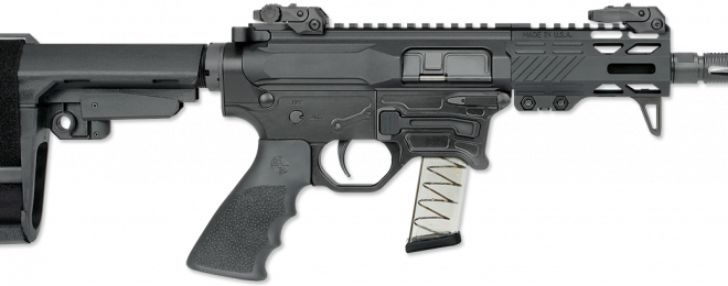 New Rock River Arms BT-9 4.5-Inch 9mm AR Pistol
