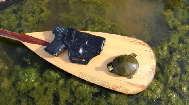 Carrying While Paddling