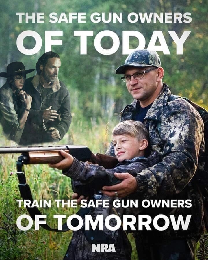 You Have To Be F***ing Kidding Me - NRA Safe Gun Owners Of Today