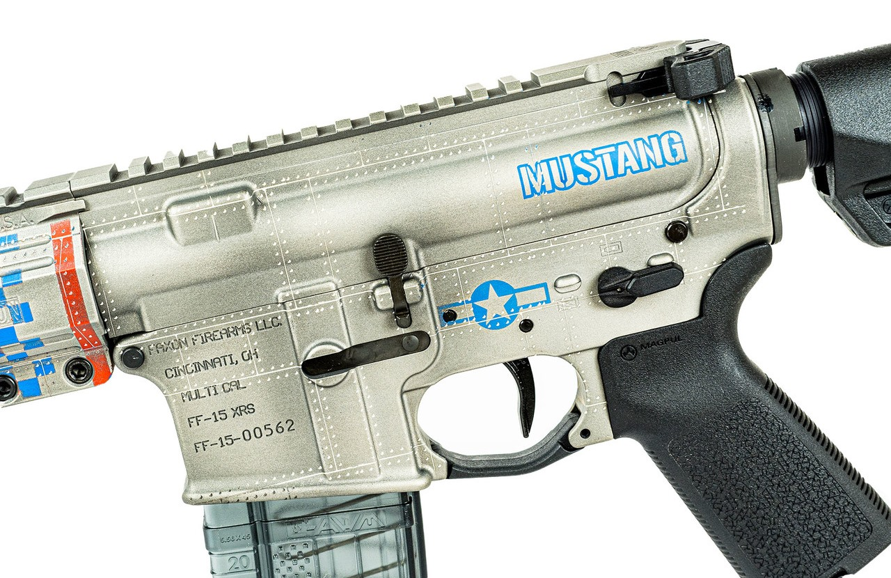 Faxon Firearms MUSTANG Limited Edition Rifle (4)
