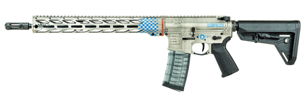 Faxon Firearms MUSTANG Limited Edition Rifle (5)