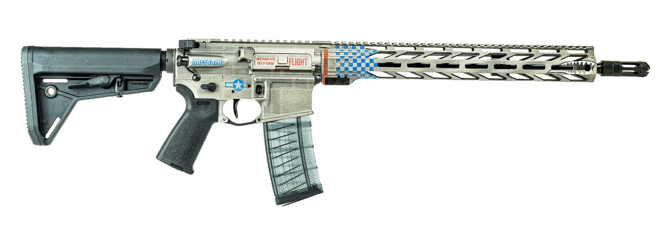 Faxon Firearms MUSTANG Limited Edition Rifle (8)