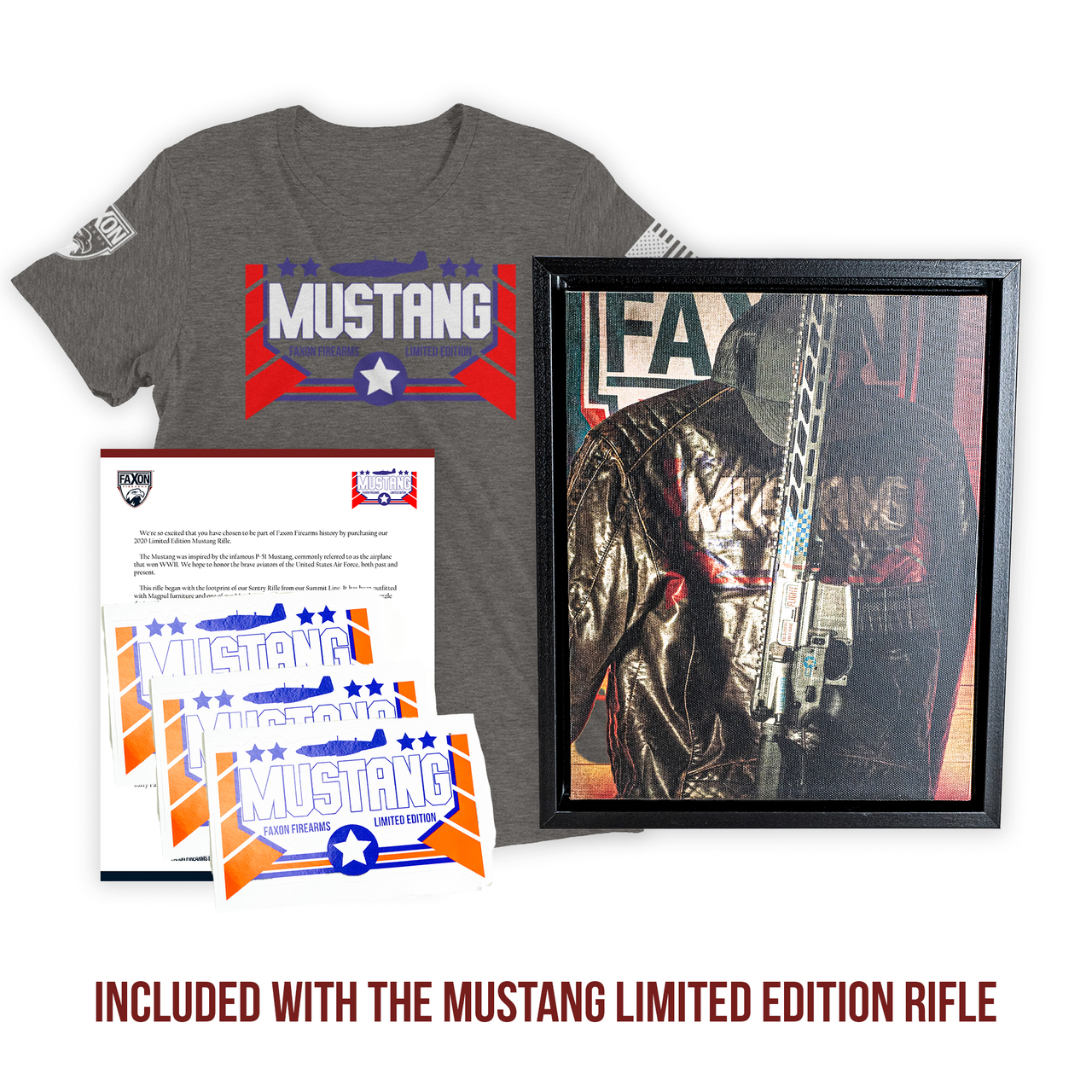 Faxon Firearms MUSTANG Limited Edition Rifle (9)