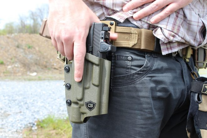 True North Concepts New Modular Holster Adapter