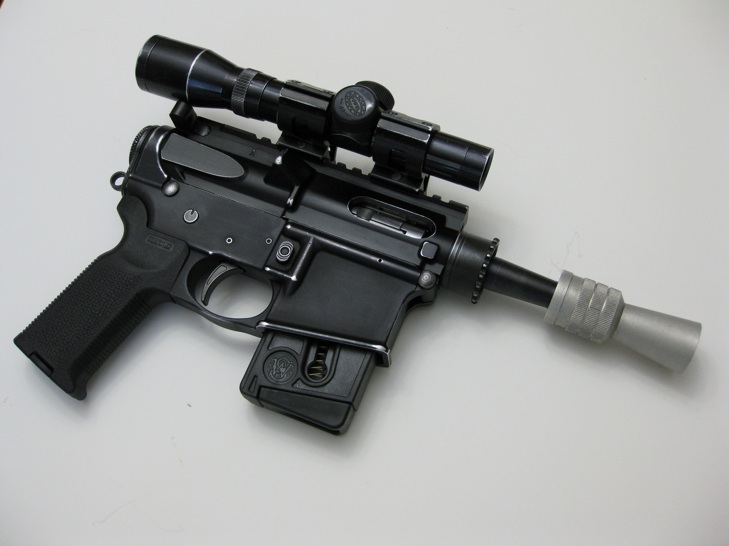 MY Blaster Collection update: REAL Mauser C96 Broomhandle