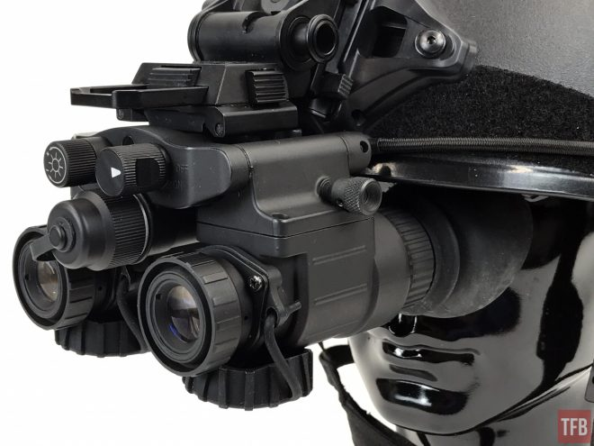 3/4 view of NVG-50