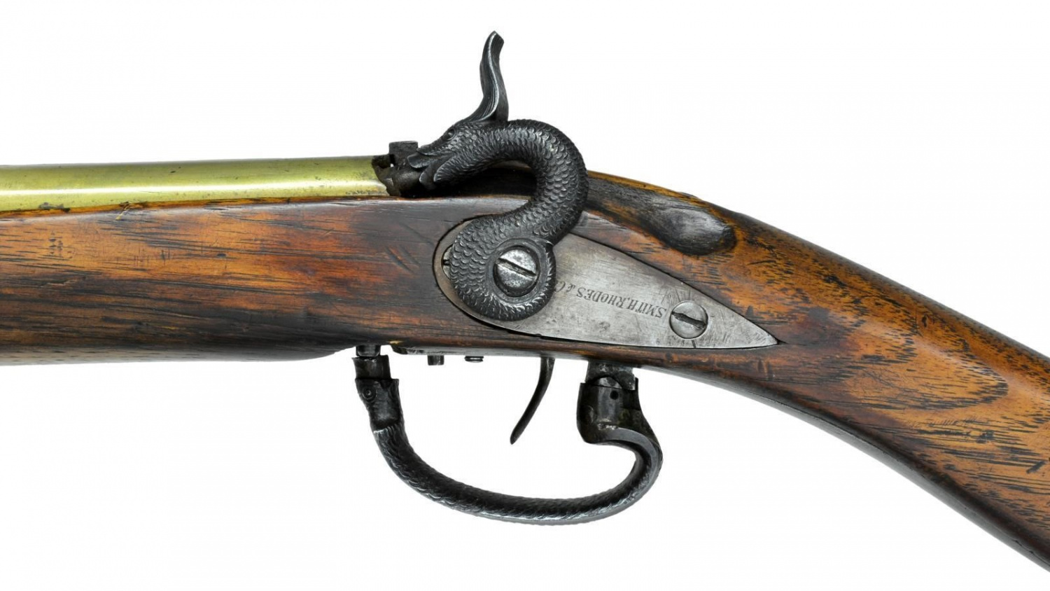 Spring 2020 POULIN Firearms Auction - Smith Rhodes & Co 5-Barrel (3)
