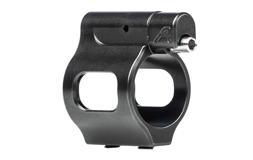 Aero Precision adjustable gas block
