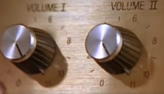 Spinal Tap 11 eleven