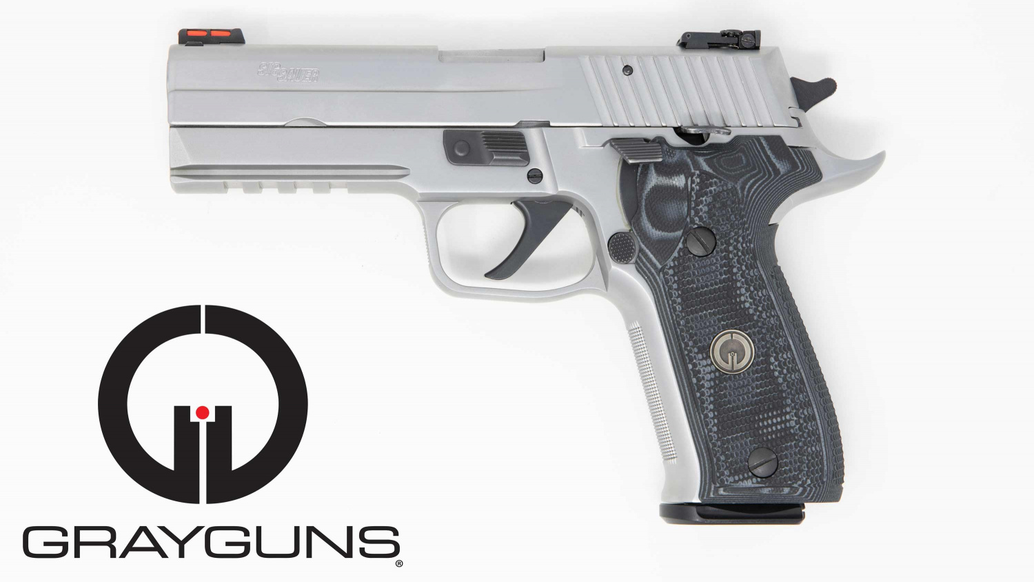 Grayguns Hybrid Double Action.