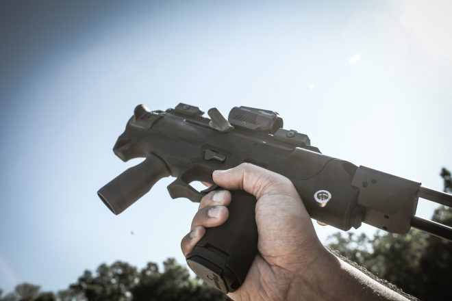 Still Not a Firearm: The Fire Control Unit X03 Chassis in Action