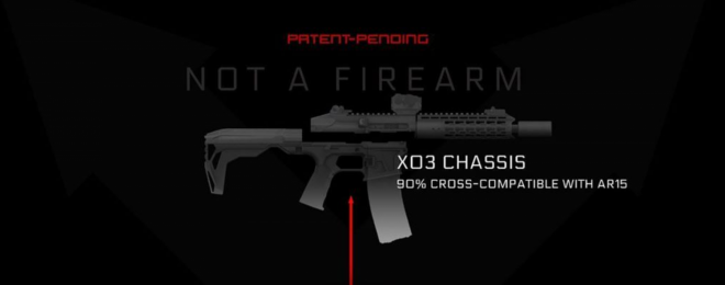 Still Not a Firearm: The Fire Control Unit XO3 Chassis in Action