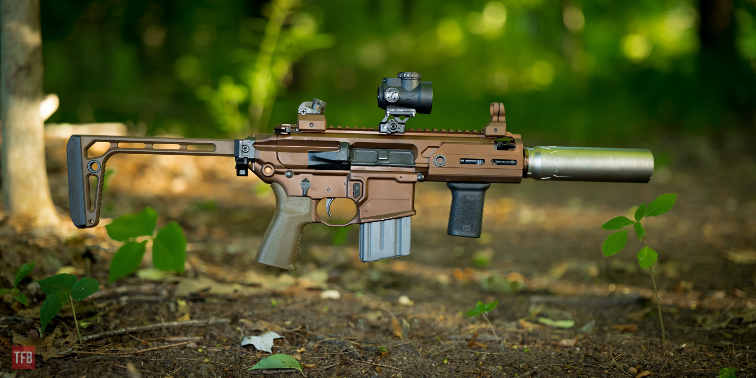 SILENCER SATURDAY #131: Dead Air NOMAD-TI Review