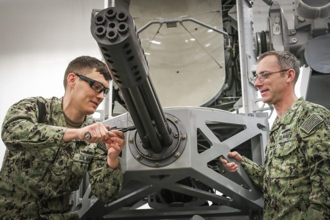 Close-In Weapons System (CIWS)