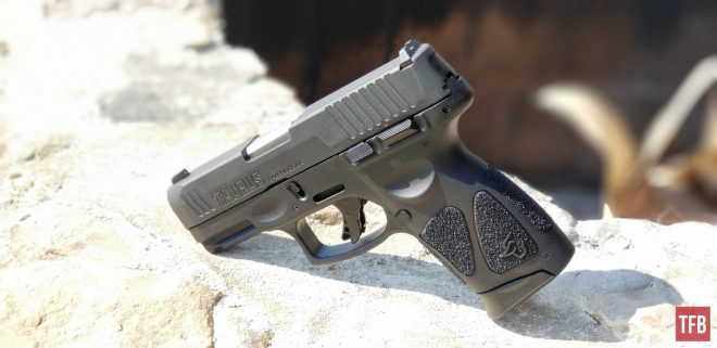 TFB REVIEW: The Brand New Taurus G3C Compact 9mm Pistol