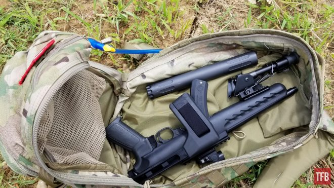 The Rimfire Report: The Ruger 10/22 Charger - My Backpack Gun