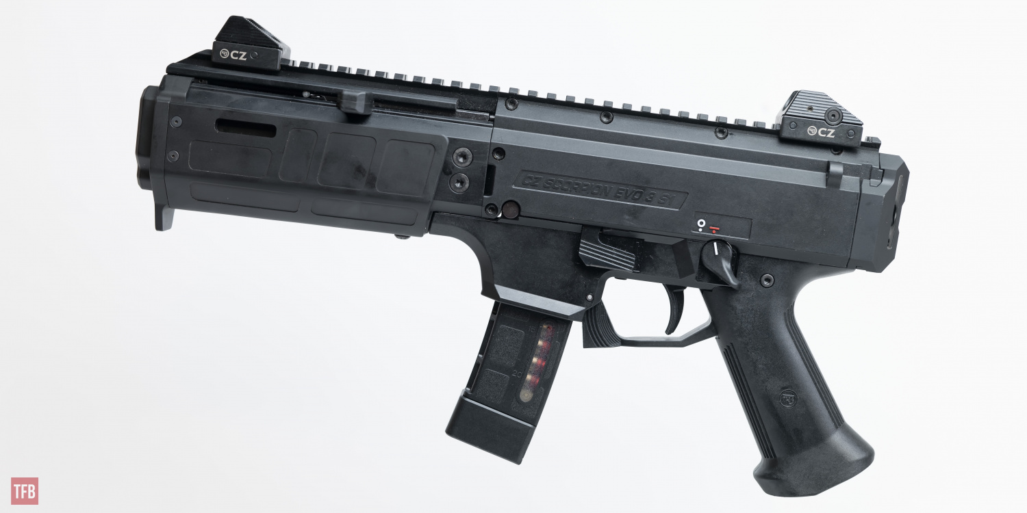 SILENCER SATURDAY #130: Innovative Arms Integrally Suppressed Scorpion K