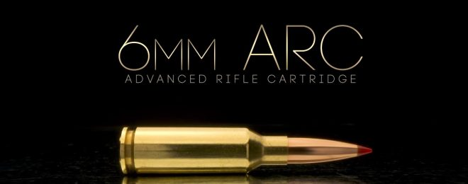 Hornady introduces the brand-new 6mm Advanced Rifle Cartridge (ARC).