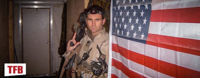 TFB Behind The Gun Podcast #12: Jack Carr - NYT Best Selling Author, USN SEAL