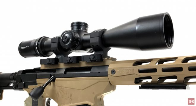 Vortex Strike Eagle 5-25x56