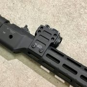 M-LOK Red Dot Sight Mounts For Marlin & Ruger From Midwest Industries (1)