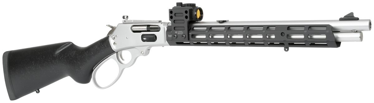 M-LOK Red Dot Sight Mounts For Marlin & Ruger From Midwest Industries (2)