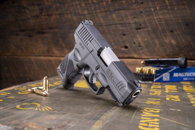 Taurus USA Releases the New G3c Compact 9mm Pistol